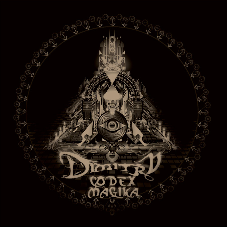 Dimitry: Codex Magika - 2013