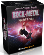 Demetrio 'Dimitry' Scopelliti: Rock-Metal Special Tricks (2015) - chitarraheavy.com